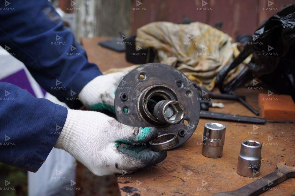 Замена подшипника передней ступицы Mitsubishi Asx в Санкт-Петербурге - цены на замену подшипника передней ступицы Митсубиси АСХ в автосервисах Вилгуд