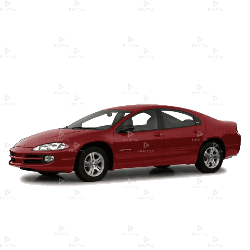Диагностика ошибок сканером Dodge Intrepid в Санкт-Петербурге