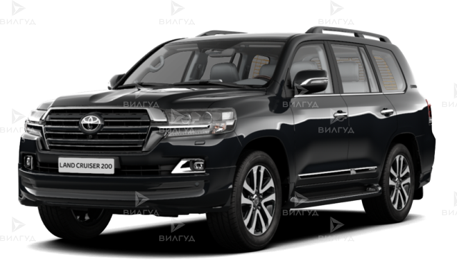 Диагностика ошибок сканером Toyota Land Cruiser в Санкт-Петербурге